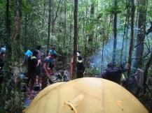 Suasana di Camp 4